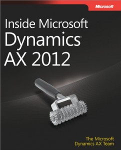 [eBook]Inside Microsoft Dynamics AX 2012 发布