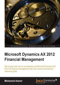 [eBook]Packt Microsoft Dynamics AX 2012 Financial Management 0Day电子书发布