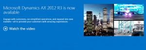 Microsoft Dynamics AX 2012 R3 下载资源收集