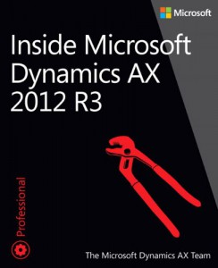 [eBook]Inside Microsoft Dynamics AX 2012 R3发布