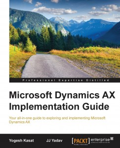 [eBook]Microsoft Dynamics AX Implementation Guide 电子书发布