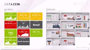 [视频]Microsoft 移动BI Datazen 设计器基本概念