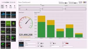 [视频]Microsoft 移动BI Datazen 级联过滤