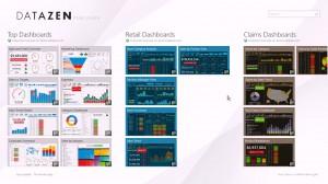 [视频]Microsoft 移动BI Datazen 钻取