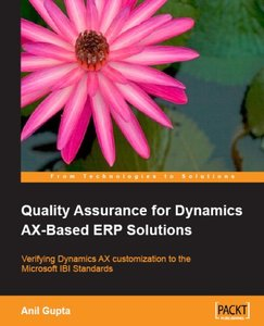 [eBook]Quality Assurance for Dynamics AX-Based ERP Solutions 电子书发布